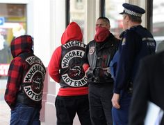 Anyone who's heard of The Mighty Mongrel Mob knows that if you see red and black patches on the back of a bomber, stretched across the back of a Hagrid-esk torso, it's time to look the other way. The Mongrel …