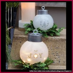 Dollar Store Crafter: Turn A Ceiling Light Cover And An Empty Tuna Can I...