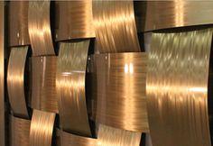Moz Designs: Basket Weave wall treatment