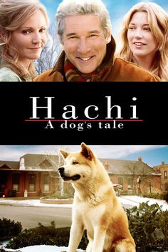 I cried at the end. Good movie Hachi: A Dog's Tale movie