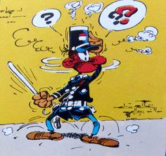 Lucky Luke, Ligne Claire, Bd Comics, Le Far West, Children Images, Gaston, Police, Drawing For Kids, Comic Strips