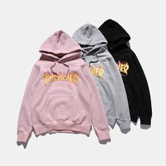 Bandrol murah Sweater Trasher Jaket Thrasher Wanita Tali Hodie, Jaket Wanita No. Hoodie Sweatshirts, Hoodies, Sweatshirts Vintage, Fleece Pullover, Sweater Hoodie, Cute Comfy Outfits, Trendy Outfits, Mode Outfits, Sweatpants Outfit