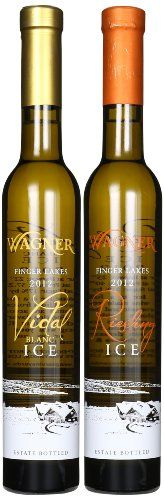 Wagner Vineyards Ice Variety Mixed Pack 2 x 375 mL * Click image to review more details.