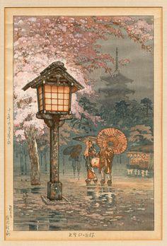"G. T. Yokouchi ""Rain In Ueno"""