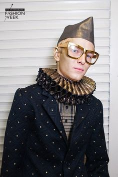 BACKSTAGE_SS 14 BUKHINNIK spbfashionweek.ru #spbfw #backstage #bukhinnik #fashion #style #designer #collection