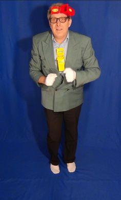 #letsdanceman   Folge 73   Sie werden schon sehen   #tv und #livestream -> http://blog.muell-zeit-lose.de/