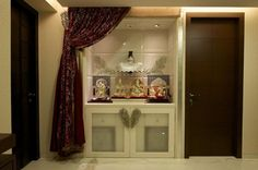 Pooja Room Designs in Apartment