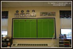Sports Team classroom theme decor Schoolgirl Style6jpg