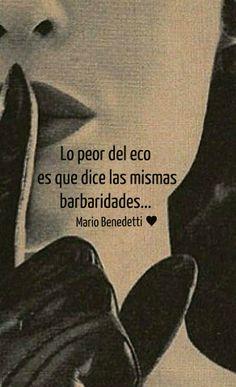 Mario Benedetti ♥