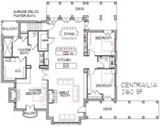 open floor plans for small houses 217 - Floor Plans For Homes