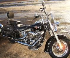 2011 Harley-Davidson Heritage Softail Vivid black , Awesome bike at an awesome price, Includes ABS, 26,239 Miles #2244 $17,999