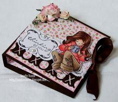 Whiff of Joy - Tutorials & Inspiration: Tea Bag Holder by Sandie