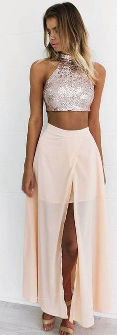 #summer #mishkahboutique #outfits | Sparkle + Maxi