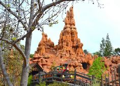 Big Thunder Mountain | Disneyland California