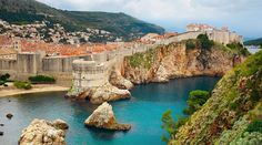 Dubrovnik - Dubrovnik is a Croatian city on the Adriatic Sea, in the region of Dalmatia. It is one of the most prominent tourist destinations in the Mediterranean, a seaport and the centre of Dubrovnik-Neretva County. Its total population is (Wikipedia) Croatia National Park, Krka National Park, National Parks, Oh The Places You'll Go, Places To Travel, Places To Visit, Montenegro, Visit Croatia, Carl Sagan