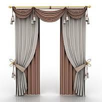Cortinas clásicas Curtain Styles, Elegant Curtains, Curtain Decor, Curtains Living Room, Window Decor, Curtains, Curtain Designs, Green Drapes Curtains, Curtains With Blinds