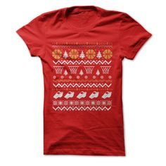 Basketball - Ugly Christmas Sweater