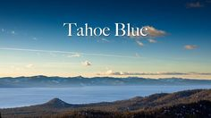 Tahoe Blue by Josh Michaels. Beautiful views of Lake Tahoe captured between 2012 and 2013 by photographers Hal Bergman and Josh Michaels. From North Lake to South Lake to Emerald Bay, this video highlights some of the most beautiful spots in the region. Available in interactive form with AirPlay for iPad/iPhone and as Live Wallpaper for Mac (Mac App Store) and Android (Google Play) devices.