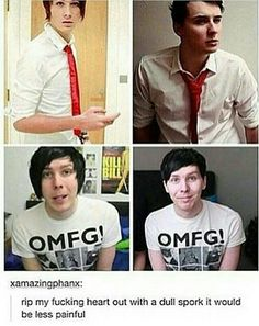DANIEL JAMES HOWELL, PHILLIP MICHAEL LESTER, STOP THAT CUTENESS RIGHT THIS INSTANT