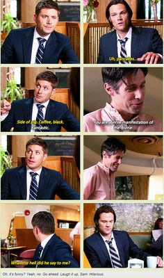 Just rewatched this episode. [GIFSET] 7x07 The Mentalists - that guy is so right!