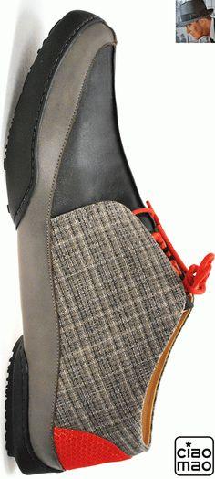 Para o Ilustre Cavalheiro - Tênis Masculino VEM - Men's sneakers - www.ciaomao.com
