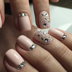 Pretty Glitter Nails picture 4