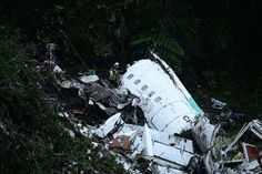 COLOMBIA-PLANE-ACCIDENT-FBL - RAUL ARBOLEDA/AFP/Getty Images/Getty Images