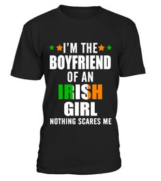 Boyfriend Of An Irish Girl  Round neck T-Shirt :Price 20.21 €   :Great gift for mother, father, brother, sister, uncle, grandfather, grandmother on birthday, Christmas, Thanksgiving, New Year, Mother's Day, Dad's Day, Independence Day, st patrick's day …