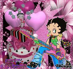betty boop birthday - Google Search