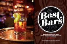 35 Best Bars in Denver from 5280 magazine