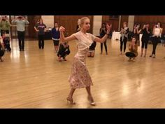 Eleonora Kalganova. The art of perfection. - YouTube