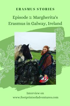 Interested in going on Erasmus in Ireland? Read more about Margherita's experience in Galway as an Erasmus student! County Cork Ireland, Dublin Ireland, Ireland Vacation, Ireland Travel, Ireland Landscape, Paris Travel, Culture Travel, Belfast, Northern Ireland