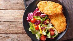 Nepřibrat po řízku a pizze? Jde to! National Fried Chicken Day, New Recipes, Favorite Recipes, Salad Toppings, Avocado Fries, Bread Alternatives, Low Fat Diets, Pork Rinds, Gluten Free Diet