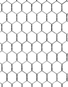 chicken wire  - i think this will create more of a field of the rolled socks rather than the grid mesh where there might be gaps in the corners.