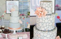 Beautiful cake by Cityview Bakehouse in Charlottetown, PEI