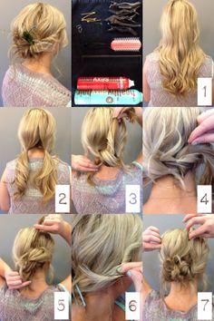 Michelle_Rouzer #festivalhair #hairtutorial #coachellahair #sexyahir #howto #DYI #Concerthair