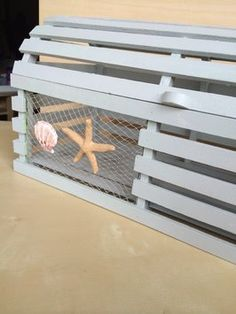 Lobster Trap Wedding Card Holder | More Lobster trap and Wedding ...