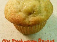 Otis Spunkmeyer Banana Muffins (copycat) Recipe