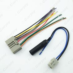10pcs for honda crv civic crider aux harness 3 5mm connector male 10set car audio cd player radio audio stereo wiring harness adapter plug for honda 06