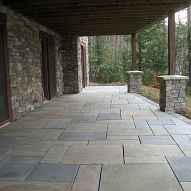 Interlocking concrete paver systems are great for patios, walkways and… :: Hometalk