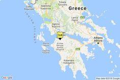 Ελλάδα : Έντονη σεισμική δραστηριότητα σε 4 περιοχές της Ελλάδας τις τελευταίες ώρες