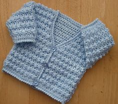 Teach Me How To Crochet : Someone teach me how to crochet! Free pattern: crochet a cardigan ...