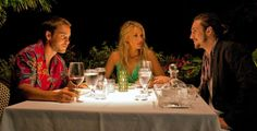 Taylor Kitsch (l.), Blake Lively and Aaron Johnson in Oliver Stone's 'Savages' great movie