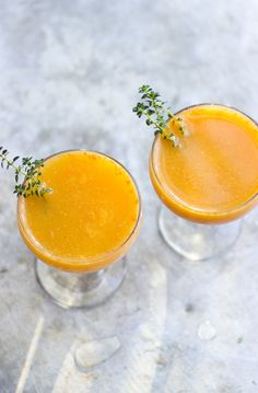 The Persimmon Punch