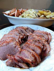 MIH Product Reviews & Giveaways: Baked Corned Beef Dinner