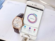 The MMT Horological Smartwatch connects to a phone via Bluetooth, with companion app, no digital screens, & look like traditional watches.