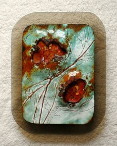 Enamel Copper Art