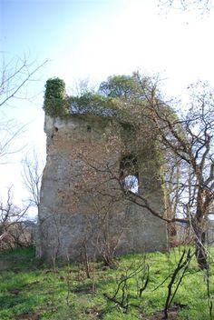 Ad Orte sulla piccola rupe che sovrasta il porto romano di Seripola sorge il Castello di Castiglioni che anticamente controllava tutta la valle del Tevere.