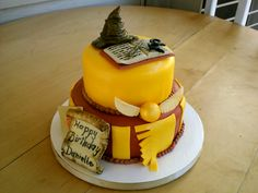 harry potter cake | Tumblr