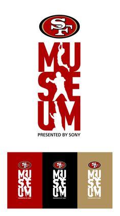 49ers Museum Logo on Behance